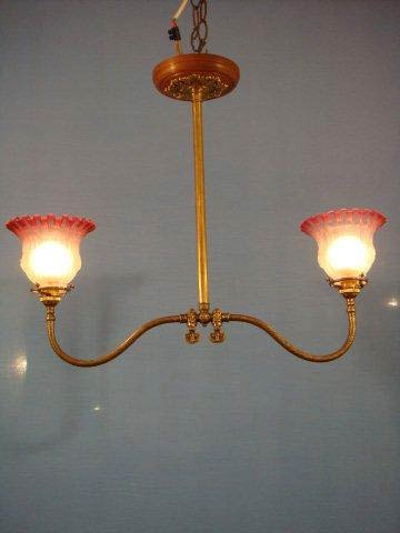 lighting at mahlah s antiques in johannesburg